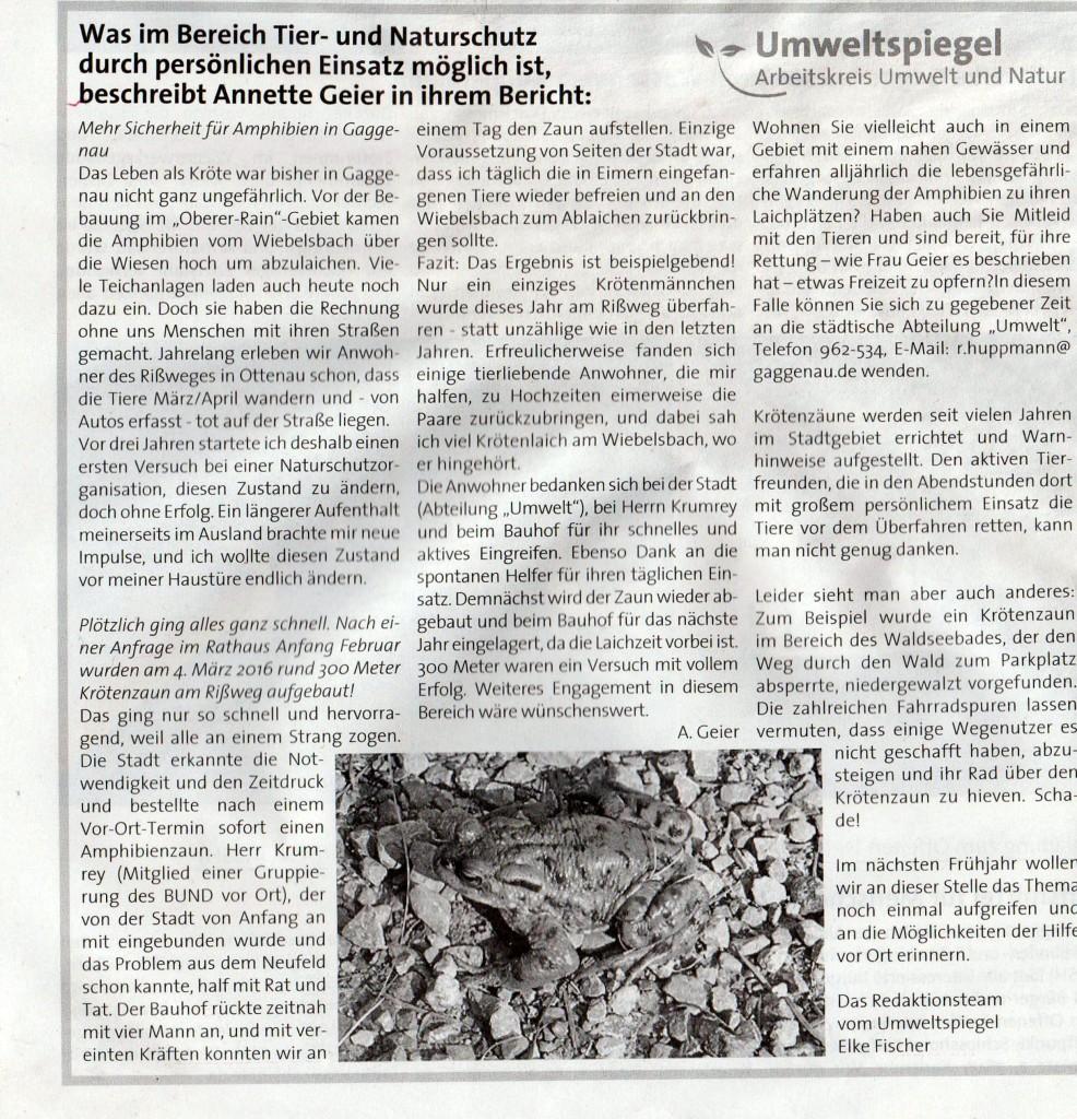 AKU Homepage Umweltspiegel 001